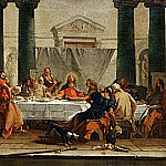 Giovanni Battista Tiepolo - The Last Supper