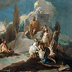 Apollo and Marsyas, Giovanni Battista Tiepolo
