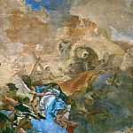 Giovanni Battista Tiepolo - The Triumph of Faith