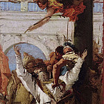 Giovanni Battista Tiepolo - Martyrdom of Saint John, bishop of Bergamo