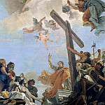 Giovanni Battista Tiepolo - The glorfication of the Cross