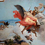 Virtue and Nobility Triumphing over Ignorance, Giovanni Battista Tiepolo