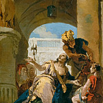 The Martyrdom of Saint Theodora, Giovanni Battista Tiepolo
