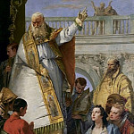 Giovanni Battista Tiepolo - Saint Patrick, Bishop of Ireland