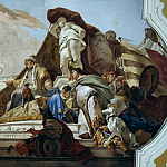 The Judgment of Solomon, Giovanni Battista Tiepolo
