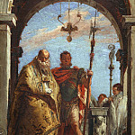 Two saints, Giovanni Battista Tiepolo