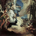 Saint Aloysius Gonzaga in Glory, Giovanni Battista Tiepolo