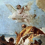 Triumph of Valor over Time, Giovanni Battista Tiepolo