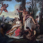 Giovanni Battista Tiepolo - Bacchus and Ariadne