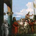 Giovanni Battista Tiepolo - The Triumph