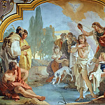 Giovanni Battista Tiepolo - Baptism of Christ
