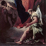 Virgin and Child with an Angel, Giovanni Battista Tiepolo