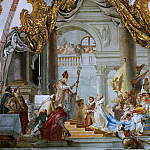 The Marriage of the Emperor Frederick Barbarossa to Beatrice of Burgundy, Giovanni Battista Tiepolo
