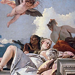 Giovanni Battista Tiepolo - Humility, meekness and truthfulness