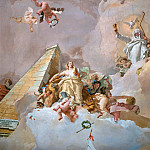 Giovanni Battista Tiepolo - Glory of Spain