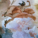 Giovanni Battista Tiepolo - Course of the Chariot of the Sun (detail)