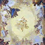 Apollo and the Continents, Giovanni Battista Tiepolo