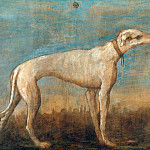 Greyhound, Giovanni Battista Tiepolo
