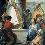 The Miracle of St. Patrick of Ireland, Giovanni Battista Tiepolo