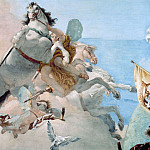 Giovanni Battista Tiepolo - Wedding Allegory (detail)