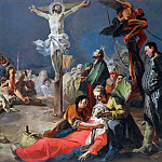 The Crucifixion, Giovanni Battista Tiepolo