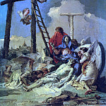The Deposition, Giovanni Battista Tiepolo
