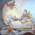 Wedding Allegory, Giovanni Battista Tiepolo