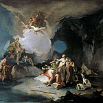Diana and Callisto, Giovanni Battista Tiepolo
