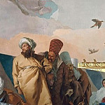 Glory of Spain, Giovanni Battista Tiepolo