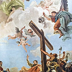 Discovery of the True Cross, Giovanni Battista Tiepolo
