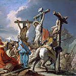 Giovanni Battista Tiepolo - The Crucifixion