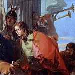 Giovanni Battista Tiepolo - Joseph receives the pharaohs ring