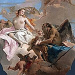 Giovanni Battista Tiepolo - An Allegory with Venus and Time