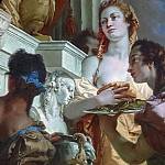 Giovanni Battista Tiepolo - Roman Matrons Making Offerings to Juno