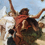 The Apotheosis of Saint Roch, Giovanni Battista Tiepolo