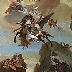 Perseus and Andromeda, Giovanni Battista Tiepolo