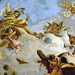 Giovanni Battista Tiepolo - The Chariot of Aurora