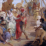 The Meeting of Anthony and Cleopatra, Giovanni Battista Tiepolo