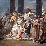 Giovanni Battista Tiepolo - The Sacrifice of Iphigenia [Studio]