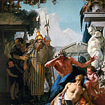 The Death of Hyacinth, Giovanni Battista Tiepolo