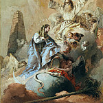 Immaculate Conception, Giovanni Battista Tiepolo