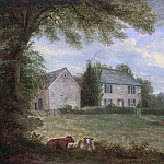 Thomas Wilkinsons house at Yanwath, Jan Baptist Lodewyck Maes