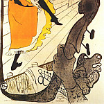 Анри де Тулуз-Лотрек - lautrec_jane_avril_at_the_jardin_de_paris_(poster)_1893