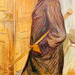 Анри де Тулуз-Лотрек - Toulouse-Lautrec Louis Pascal, 1891, oil on board, Musee Tou