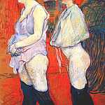 Henri De Toulouse-Lautrec - lautrec_rue_des_moulins,_the_medical_inspection_1894