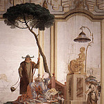 Giovanni Domenico Tiepolo - TIEPOLO_Giovanni_Domenico_Offering_Of_Fruits_To_Moon_Goddess