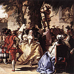 Giovanni Domenico Tiepolo - TIEPOLO_Giovanni_Domenico_Ball_In_The_Country