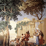 Giovanni Domenico Tiepolo - TIEPOLO_Giovanni_Domenico_Family_Meal