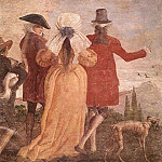 TIEPOLO_Giovanni_Domenico_The_Promenade, Giovanni Battista Tiepolo