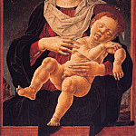 Madonna with the Sleeping Child